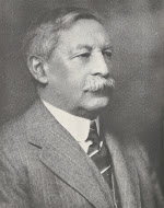 Photograph of Sir James Woods
