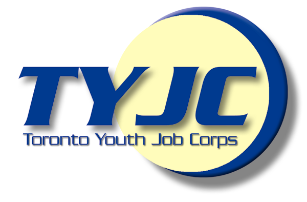 Toronto Youth Job Corps logo