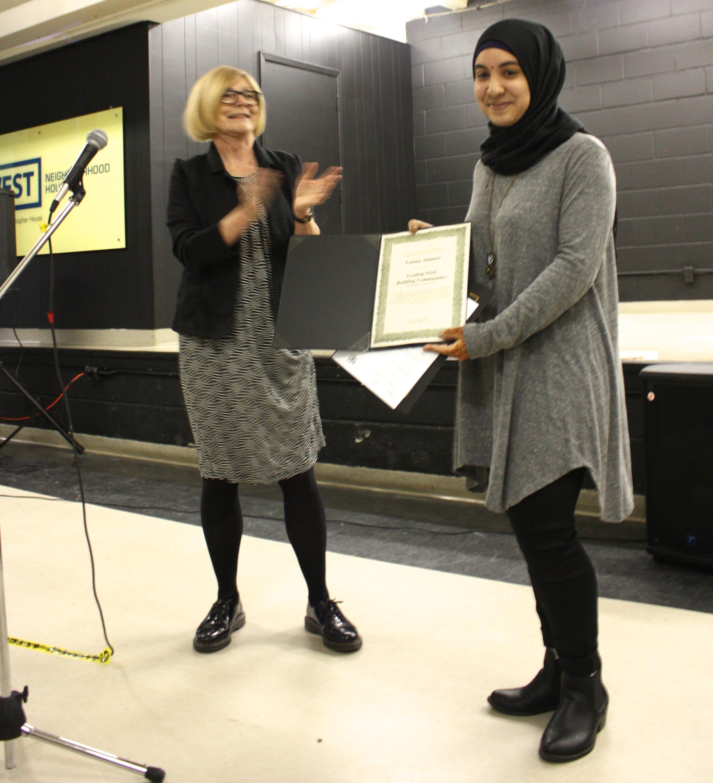Fatima award