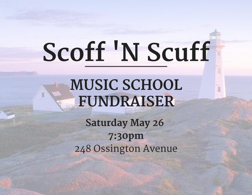 Scoff 'N Scuff May 26