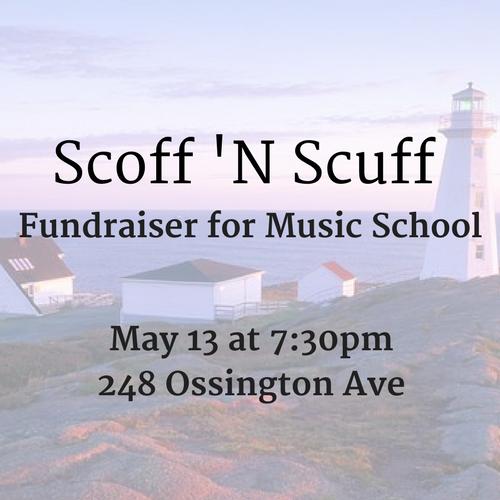 Scoff 'N Scuff May 13