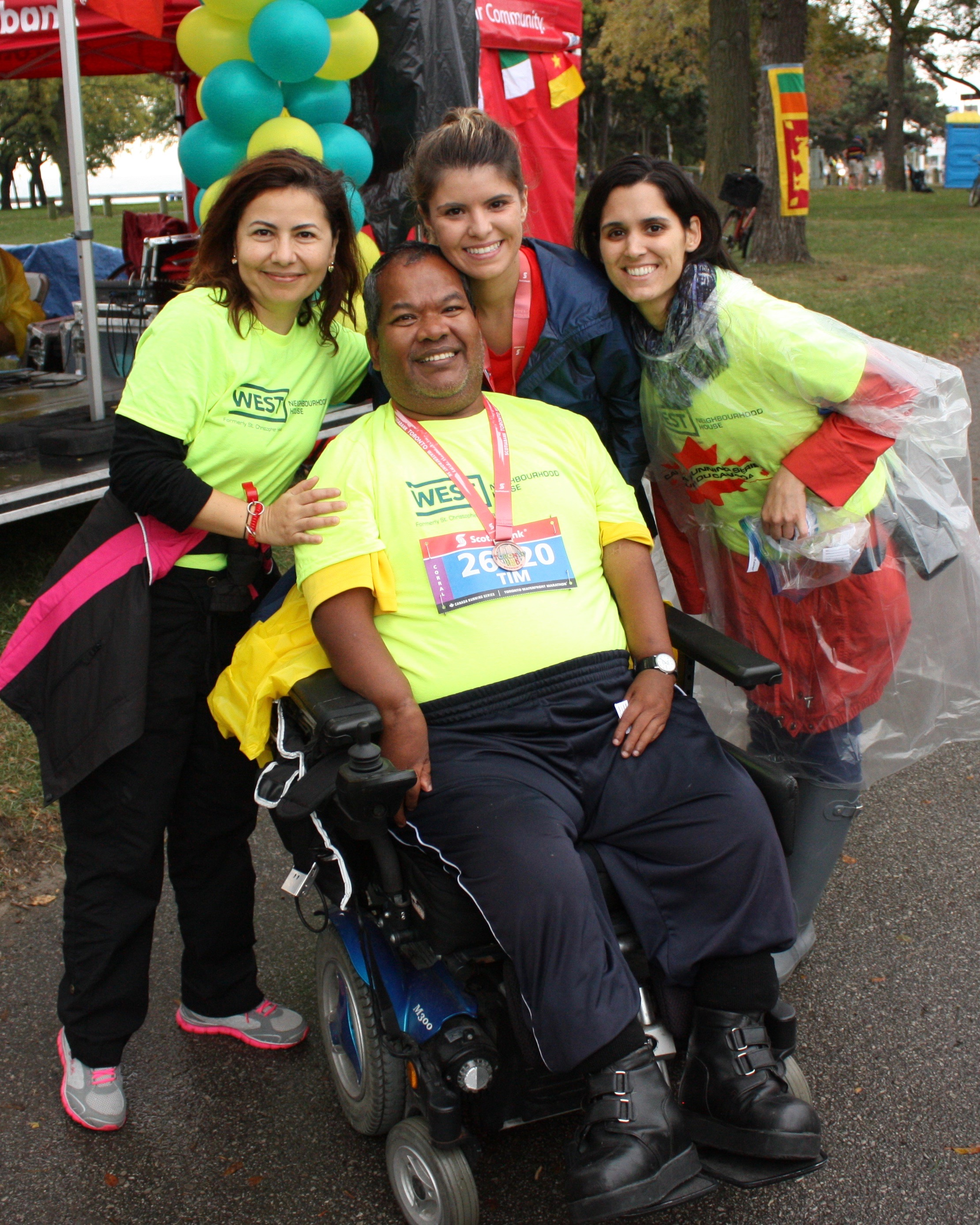 Join our Charity Challenge Team at the Scotiabank Marathon!