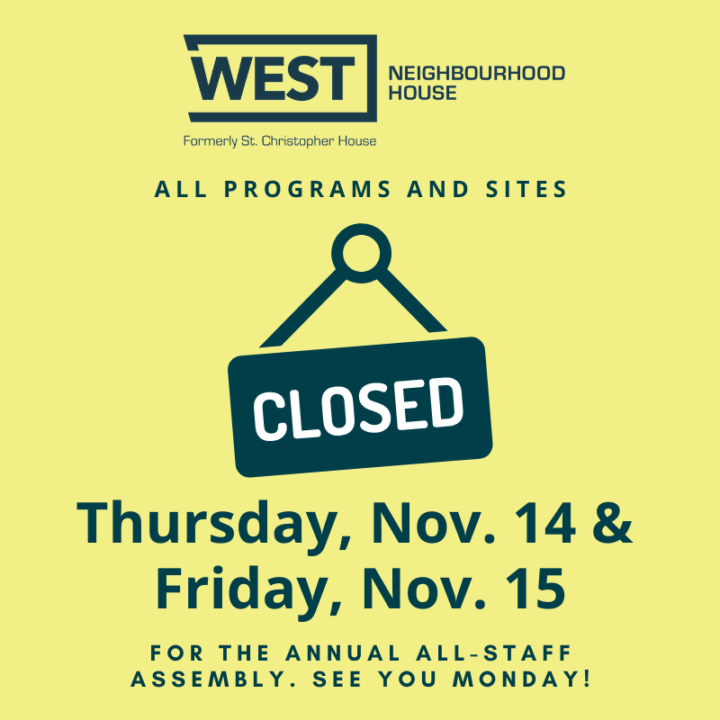 West NH closed Nov. 14 & 15 for All-staff Assembly