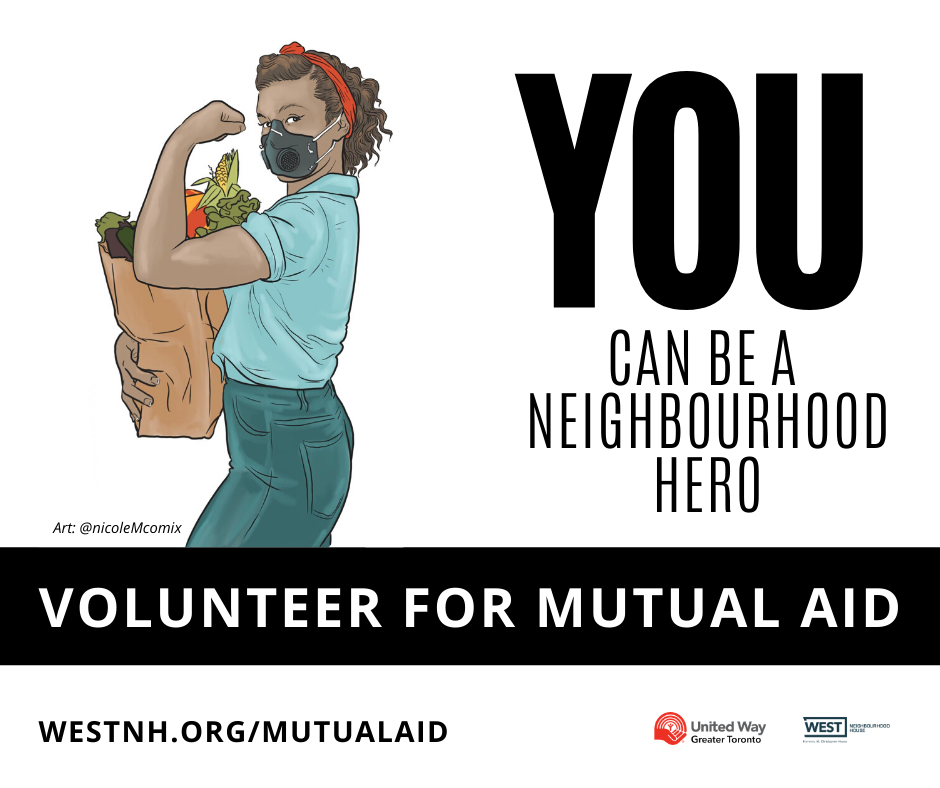 Give help, get help: Our COVID-19 mutual aid network