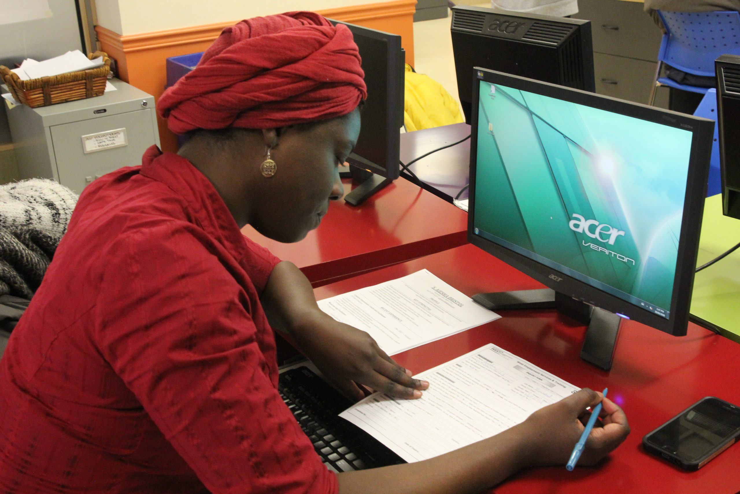 West Employment Services and Training Program