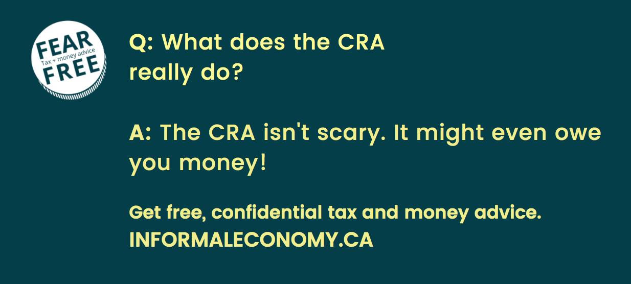 Tax basics: The Canada Revenue Agency