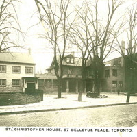 An image of St. Christopher House from 1912