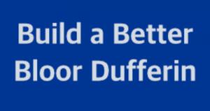 Build a Better Bloor Dufferin logo